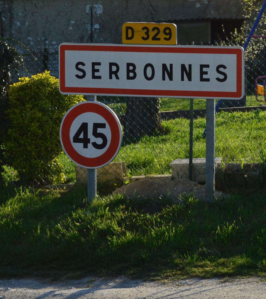 Panneau Serbonnes