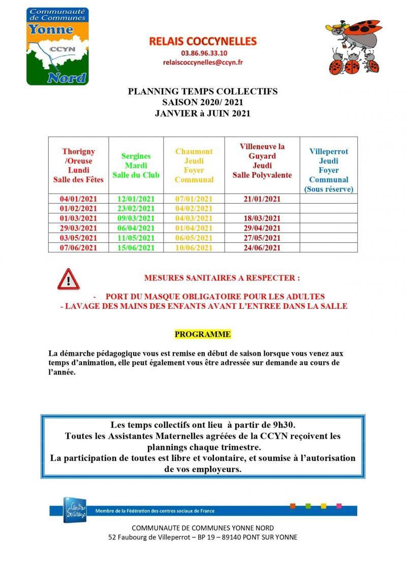 Planning relais am janv a juin 2021 page 0001